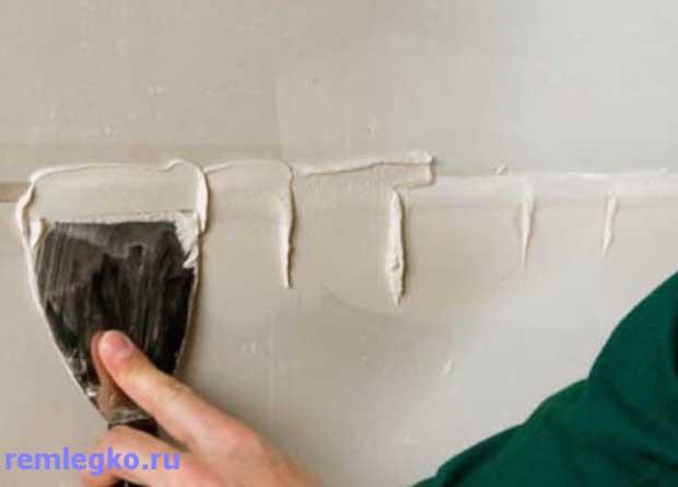 Внутренне утепление стен в панельном доме