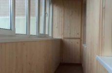 Обшивка балкона вагонкой своими руками