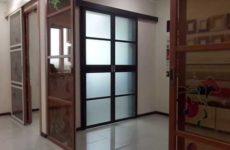 Раздвижные межкомнатные двери – что это такое