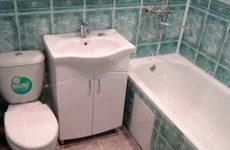 Монтаж стеновых панелей ПВХ в ванной комнате своими руками