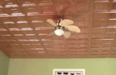 Потолки клеевые – преимущества и недостатки