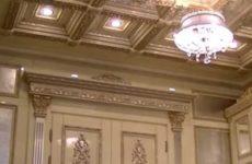 Кессонные потолки – что это