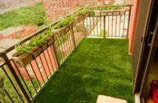 Из чего сделать пол на балконе и лоджии