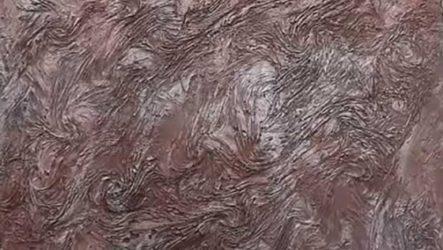 Фактурная краска для стен и других элементов дизайна