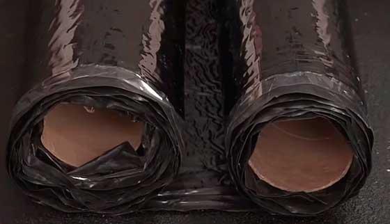 Рулонная самоклеящаяся гидроизоляция для пола