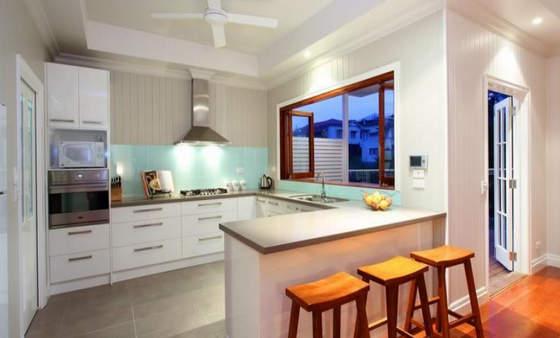 Стеновые панели на кухне