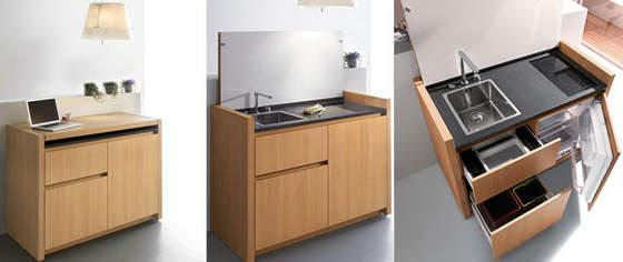 Эргономичная кухонная мебель
