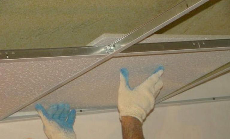 Армстронг потолки своими руками 973