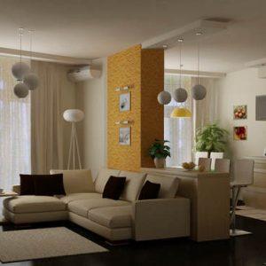 Перепланировка однокомнатной квартиры, как это сделать?