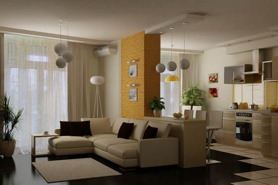 Квартира-студия из однушки