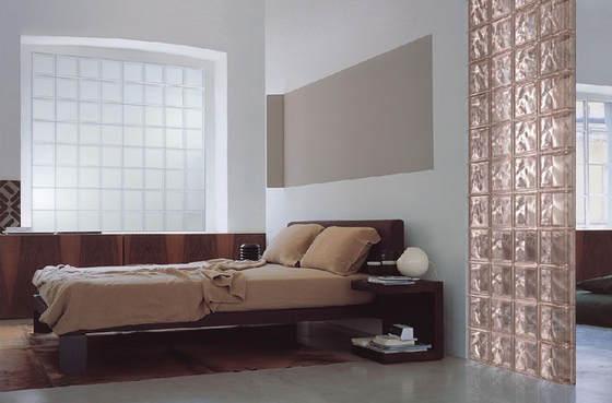 Стеклоблоки в интерьере вашей квартиры