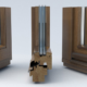 Современные деревянные окна. Преимущества и некоторые особенности