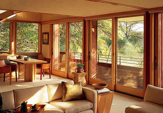 Красота и эстетичность деревянного окна