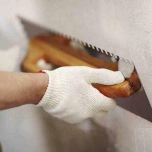 Финишная обработка стен перед поклейкой обоев