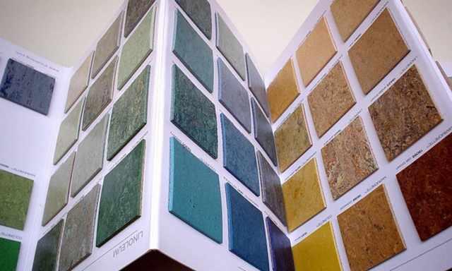Выбор цвета керамической плитки