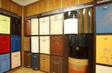 Фасады для кухни – какие лучше выбрать