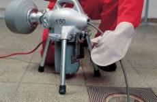 Прочистка канализации: какой метод выбрать?