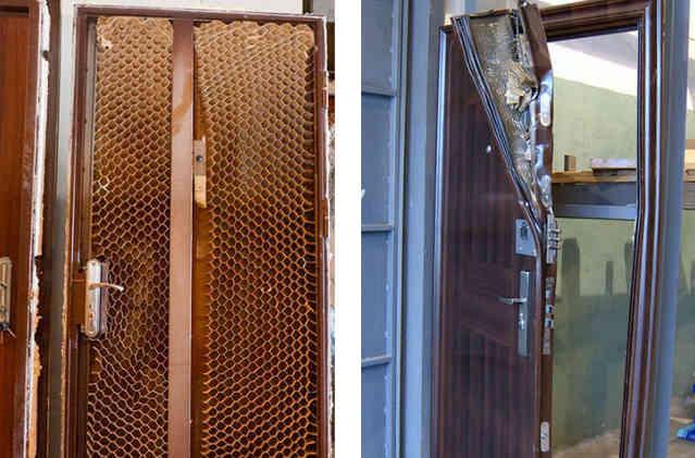 Китайские офисные двери из алюминиевой фольги