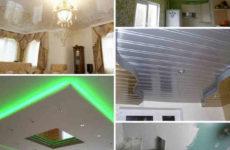 Какие потолки лучше сделать в квартире: обзор самых популярных вариантов