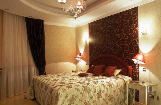 Выделение спальной зоны