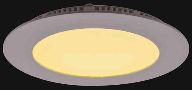 Образец встраивоемого светильника