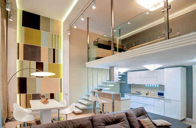 Высота потолка в квартире