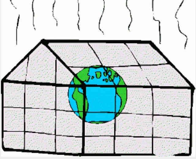 ПВХ пленка создает в помещении парниковый эффект
