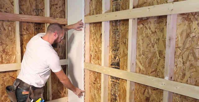 Обрешетка для стеновых панелей