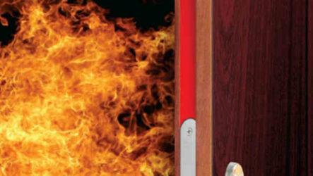 Противопожарные двери – виды, технические характеристики, назначение